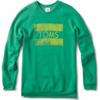 Men's Kelly Green Classic Crew