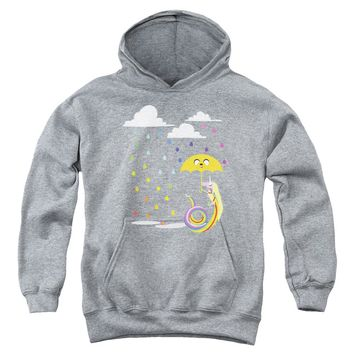 Adventure Time - Lady In The Rain Youth Pull Over Hoodie