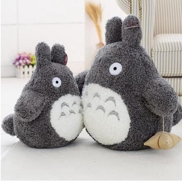 Super Soft My Neighbor Totoro Plush Style Pillow Kawaii