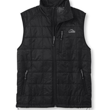 Men's PrimaLoft Packaway Vest | Free Shipping at L.L.Bean