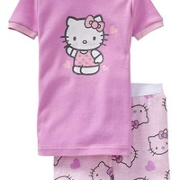 Old Navy Pop Culture PJ Sets For Baby Size 3T - Hello kitty heart
