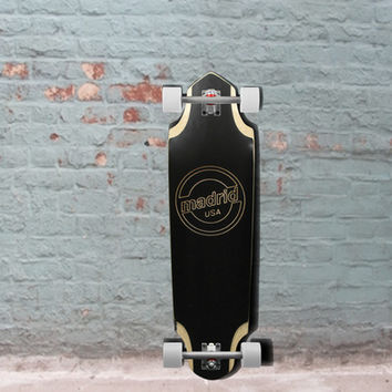 2015 Madrid Trapstar Downhill Longboard - Formica 37 inch - Complete