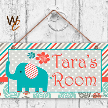 shop personalized name signs for kids room on wanelo rh wanelo co Baby Boy Name Signs Conference Room Names