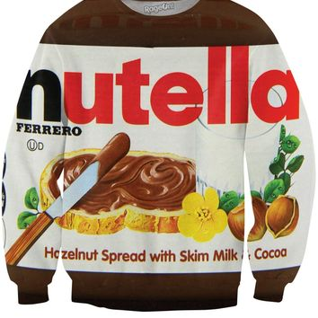 Nutella Crewneck Sweatshirt