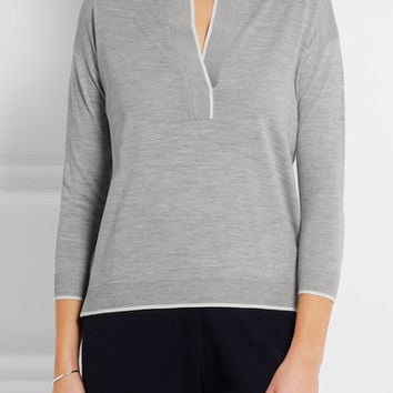 Allude - Wool top