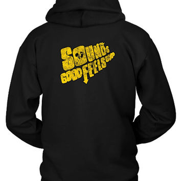 5Sos Sounds Good Feel Good Hoodie Two Sided