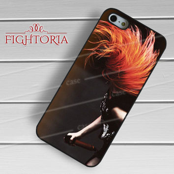 Hayley williams paramore live - zzZzz for  iPhone 4/4S/5/5S/5C/6/6+s,Samsung S3/S4/S5/S6 Regular/S6 Edge,Samsung Note 3/4