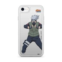 Naruto X Milkyway iPhone Case - Kakashi