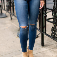 Articles of Society Sarah Skinny Jeans - Rodeo