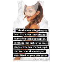 Quote From Shay Mitchel