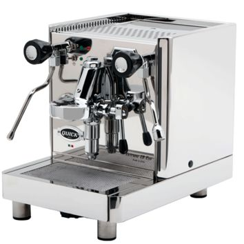 Quick Mill Vetrano 2B Evo Espresso Machine - New PID and shot timer and white LED
