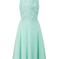 Taylor Prom Dress | Blue | Monsoon