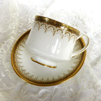 Paragon Athena Teacup and Saucer