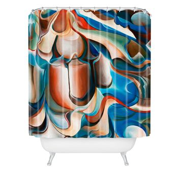 Brian Wall Fine Art Beatle Shower Curtain