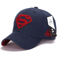 Awesome Cap Superman Snapback Hat, Cheap Baseball Steampunk Movie Crochet Caps Snapbacks Superman Hats, Basketball Hats for Men Women Cap [9221479492]