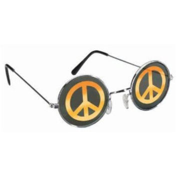 Peace sign Holographic Hologram Smile Lennon Sunglasses eyewear ying yang 90s nineties