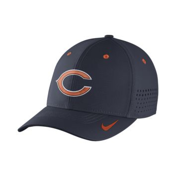 Nike Legacy Vapor Swoosh Flex (NFL Bears) Fitted Hat
