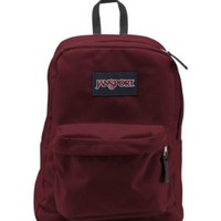 JanSport Classic Superbreak Backpack Viking Red