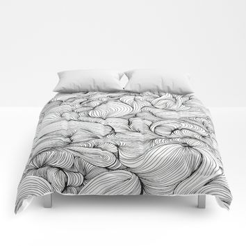 Fabric Comforters by DuckyB