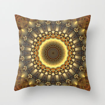 Classy One Throw Pillow by Lyle Hatch