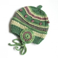 Eco Baby Hat, High-End 50%Silk 50%W.. on Luulla