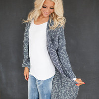 Fly Me Away Long Cardigan