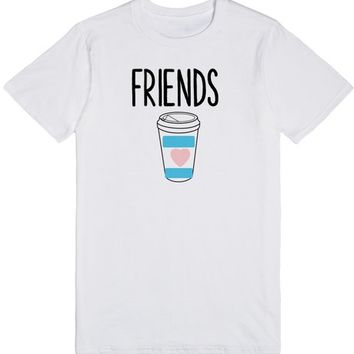 BEST FRIENDS COFFEE CUP