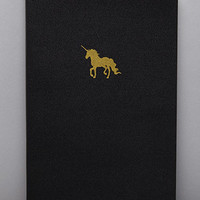 Unicorn Graphic Notebook