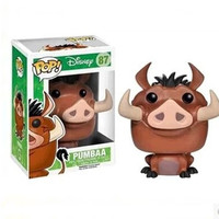 Funko POP The Lion King's Timon & Pumbaa Vinyl PVC Collection Figure Model Toy