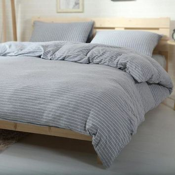 ac VLXC Bedroom On Sale Hot Deal Cotton Knit Bedding Set [45979074585]