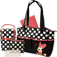 Walmart: Disney - Minnie 5-in-1 Diaper Bag Set