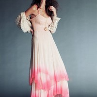 Free People Merrie's Limited Edition Mesh Dress