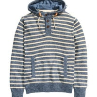 Hooded Sweater - from H&M