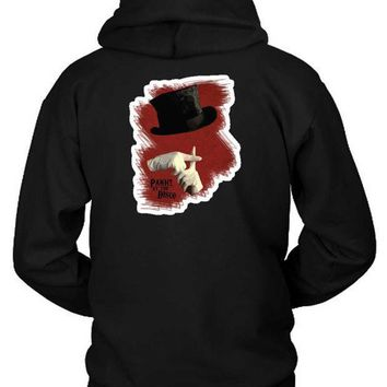 Panic At The Disco Fan Art Hoodie Two Sided