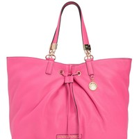 Robertson Leather Drawstring Tote by Juicy Couture