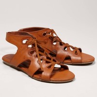 AEO Lace-Up Gladiator   American Eagle Outfitters