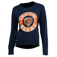 Chicago Bears Home Field Long Sleeve Crew Neck