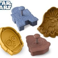 Star Wars™ Droids & Aliens Cookie Cutters, Set of 4