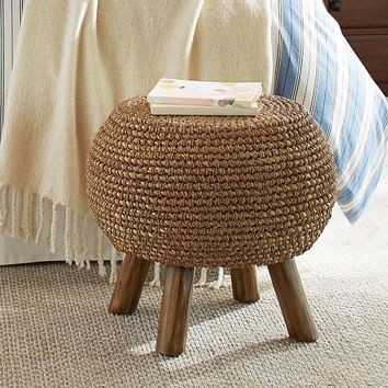 ARCHIE WOVEN STOOL