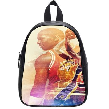 Nba Legend Counterpart Cases For Iphone 6 School Backpack Large