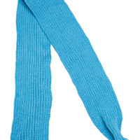 Blue Knitted Scarf | Chihuahua Clothes and Accessories at the Famous Chihuahua Store!