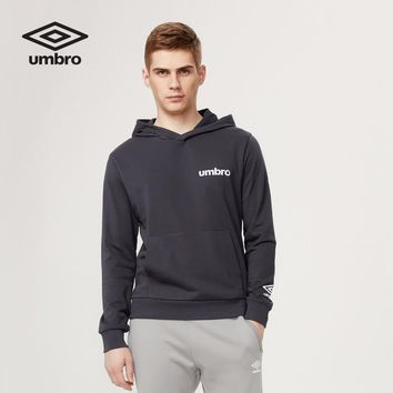 Umbro Men's Sport Sweater Autumn 2017 New Students Hoodie Pullover Jacket Skateboard Man Sport Jacket UCA63203