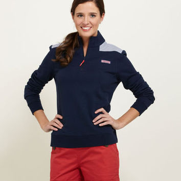 Women's Pullovers: Nautical Shep Shirt – Vineyard Vines