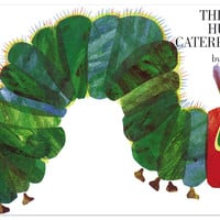 The Very Hungry Caterpillar, Fiction Books