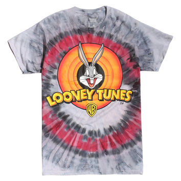 Looney Tunes Bugs Bunny Tie Dye T-Shirt