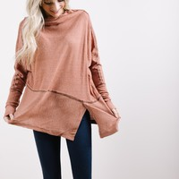 Free People: We The Free Londontown Thermal in Copper