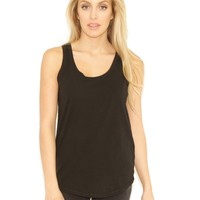 Majestic Cotton Elastane Tank