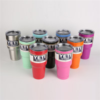 30oz YETI Insulated Stainless Steel Tumbler