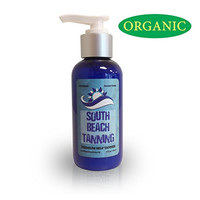Best Natural Self Tanner Lotion To Tan Faces And Body by South Beach Tanning. New Formula Based On Our Physics Organic Products Lab Research. (4 oz)