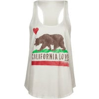 BILLABONG Flower Bear Womens Tank 211396150 | Graphic Tees & Tanks | Tillys.com